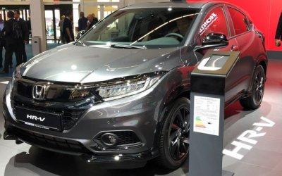Кроссовер Honda HR-V получил спортивную версию