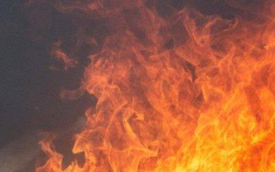 Водитель сгорел после ДТП в Тукаевском районе Татарстана