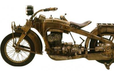 Мотоциклы «Иж»: как всё начиналось