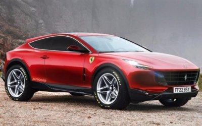 Ferrari Purosangue: каким будет первый кроссовер изМаранелло?