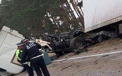 Два человека погибли в ДТП в Воронежской области