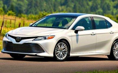 Toyota Camry: юбилей продаж вРоссии