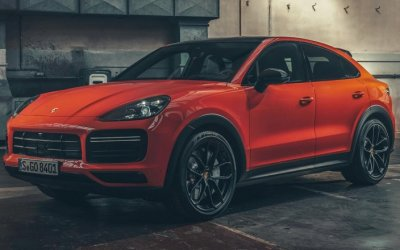 ВРоссии появился купеобразный Porsche Cayenne