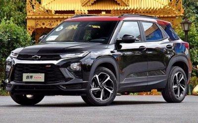 Начались продажи нового Chevrolet Trailblazer