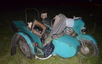 Мотоциклист погиб в ДТП в Башкирии
