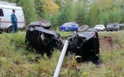Два молодых человека погибли в ДТП в Марий Эл