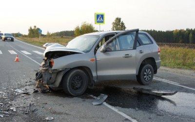 Женщина погибла в ДТП под Нижним Тагилом
