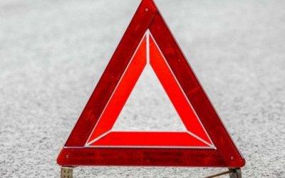 Мотоциклист погиб в ДТП под Курском