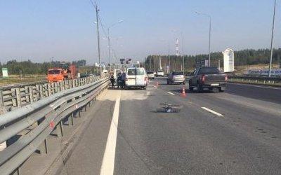 Два человека пострадали в ДТП на «Сортавале»