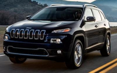Объявлен отзыв внедорожников Jeep Cherokee