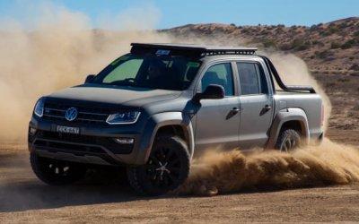 Volkswagen не добавит к новому пикапу Amarok версию с электродвигателем - несмотря на собственную стратегию