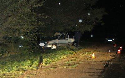 В Оренбургской области подросток угнал машину отца – погиб школьник