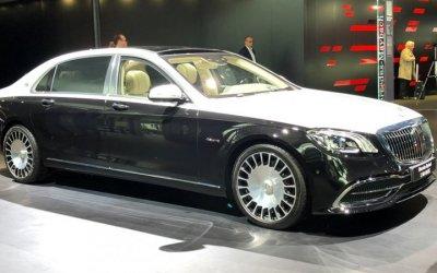 ВГермании представлен Mercedes-Maybach S560 4Matic