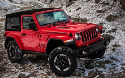 ВРоссии подорожали внедорожники Jeep Wrangler