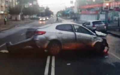 Четверо пострадали в ДТП в Томске