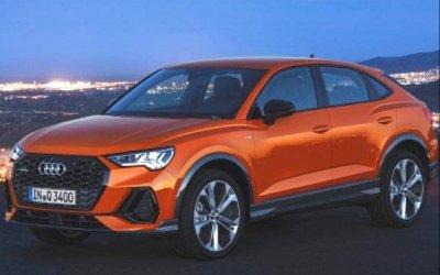 Audi Q3 Sportback: скоро в продаже
