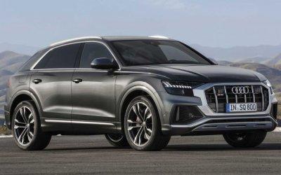 Audi Q8 получил «заряженную» модификацию