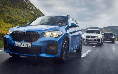 BMW X1 получил гибридную модификацию