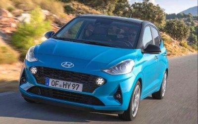 Обновился Hyundai i10