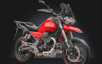 Rizoma подготовила набор аксессуаров для Moto Guzzi V85 TT