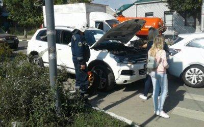 Двое детей пострадали в ДТП в Саратове