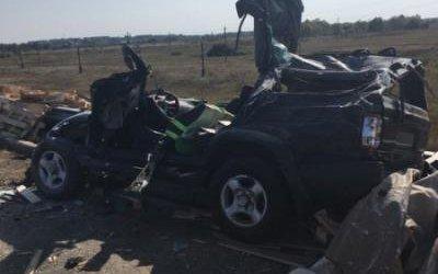 Женщина погибла в ДТП вРыбновском районе