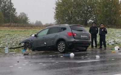 Два человека погибли в ДТП под Ярославлем