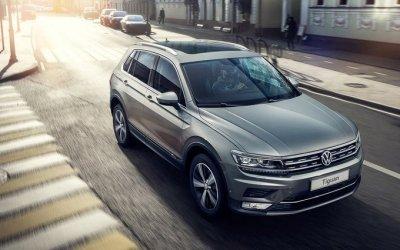 Volkswagen Tiguan: «зимняя» спецверсия для России
