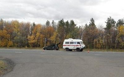 4-летняя девочка пострадала в ДТП в Оренбургской области