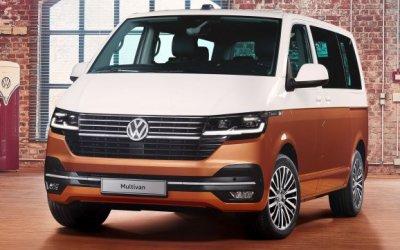 Volkswagen T6.1 приедет вРоссию в2020 году
