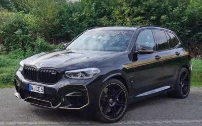 Продажи BMW вРоссии существенно выросли