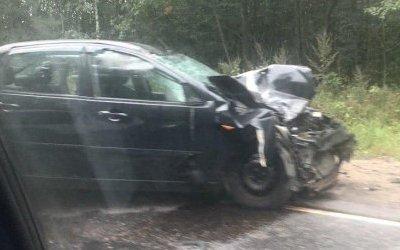 Мотоциклист погиб в ДТП под Всеволожском