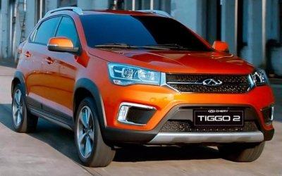 Chery Tiggo 2 признан самым дешёвым китайским автомобилем вРоссии