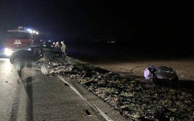 Молодые водители погибли в ДТП в Славянском районе Кубани