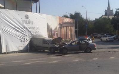 5-летняя девочка пострадала в ДТП в Волгограде