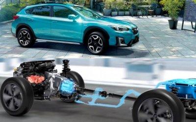Subaru Levorg: смена поколений