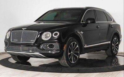 Bentley Bentayga стал броневиком