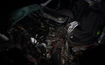В ДТП с фурой в Самарской области погиб водитель «Калины»