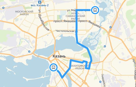 метробус 3