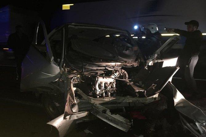 Молодой мужчина погиб в ДТП в Татарстане