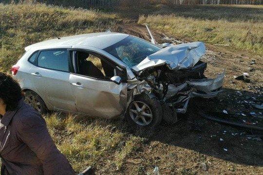 6-летний ребенок погиб в ДТП в Татарстане (2)