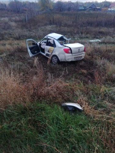 В ДТП в Самарской области погиб молодой водитель (2) - копия
