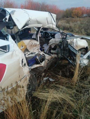 В ДТП в Самарской области погиб молодой водитель (1) - копия