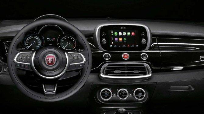 FIAT 500X 120th Anniversary Edition 9