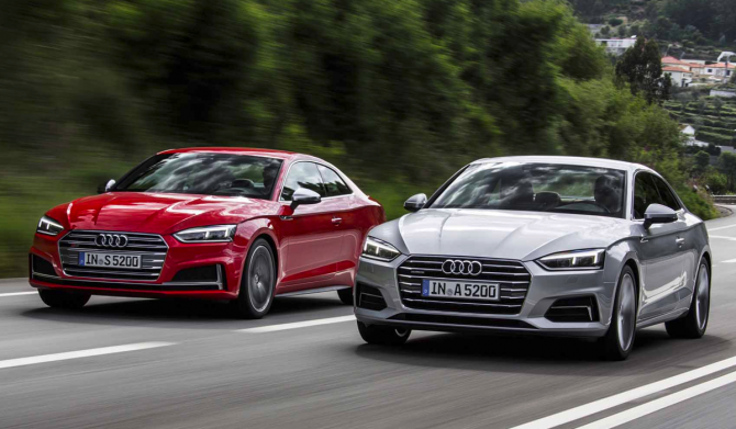 6 Audi A5 и S5