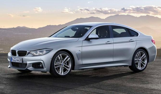 1 BMW 4 xDrive