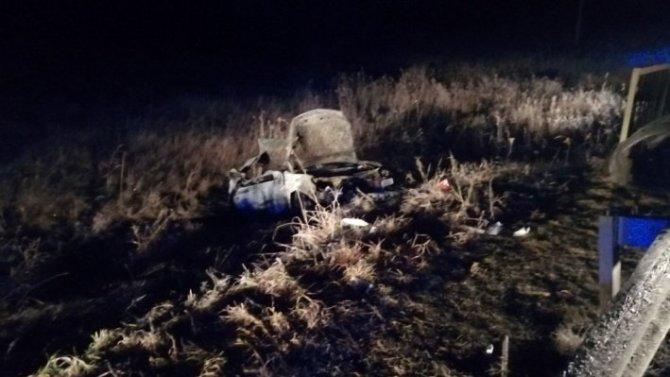 Две девушки погибли в ДТП в Свердловской области