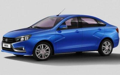 «АвтоВАЗ» начал производство Lada Vesta свариатором