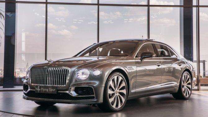 Bentley Flying Spur получил спецверсию