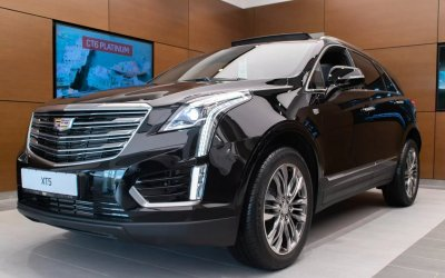 «Авилон» Cadillac запускает программу с остаточным платежом.